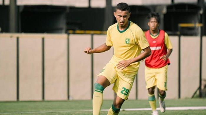 Rivaldi Bawuo akan Perkuat Persebaya Surabaya di Piala Menpora dengan Status Trial
