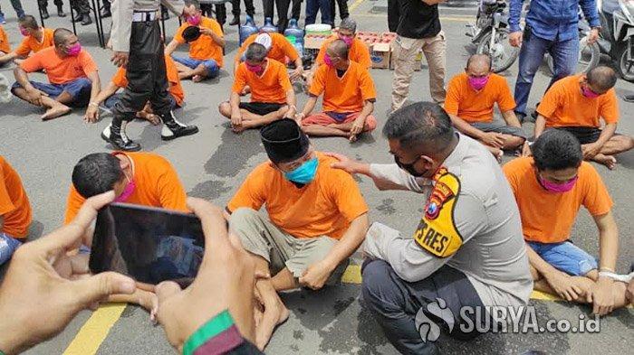 Selewengkan Dana Desa Rp 297 Juta Buat Main Judi Dadu, Kepala Desa di Mojokerto Dicokok Polisi