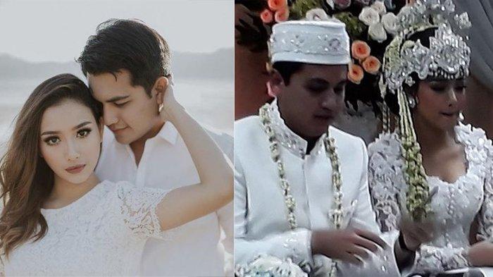Rizky Alatas Resmi Nikahi Adzana Bing Slamet, Berikut Sederet Foto Prewedding hingga Akad Nikah