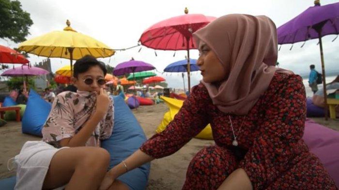 Rizwan Anak Sule Bertingkah Minta Tato, Tanggapan Nathalie Holscher Tak Terduga dan Banjir Pujian
