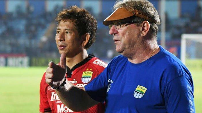 Susunan Pemain Persib Bandung vs PS Sleman Semifinal Piala Menpora 2021