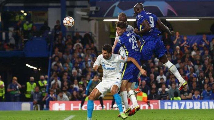 Hasil Skor Chelsea vs Zenit 1-0: Gol Semata Wayang Romelu Lukaku Amankan Tiga Poin The Blues