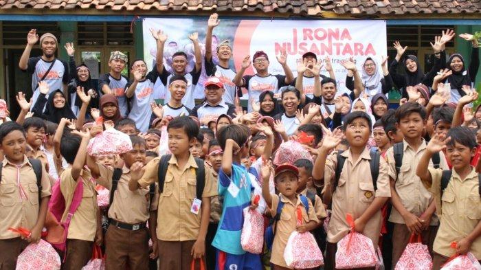 Menghirup Pelajaran Hidup dari Desa Sarwana Banten