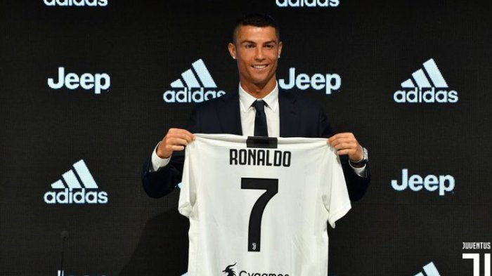 Juventus vs Manchester United di Liga Champions, Ronaldo: Target Juventus Tak Cuma Liga Champions