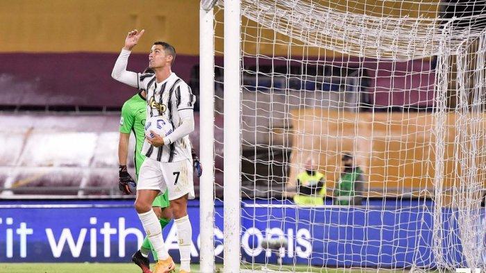 Hasil Roma vs Juventus: Skor Akhir 2-2, Bermain dengan 10 Pemain, Ronaldo Cetak Dwigol