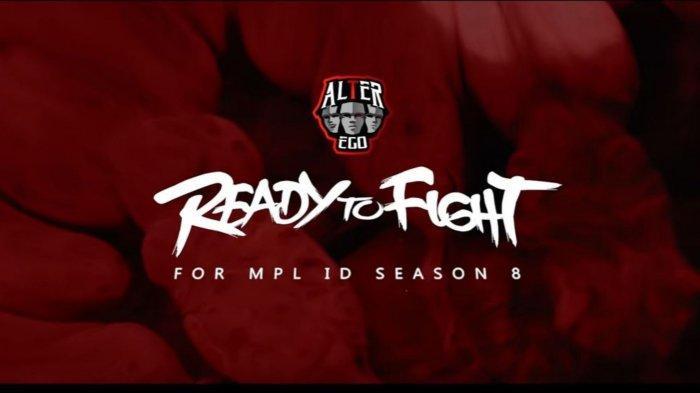 Roster Alter Ego di MPL Season 8: Rasy Masuk, Ahmad Rehat Usai Aktif Bermain 4 Musim