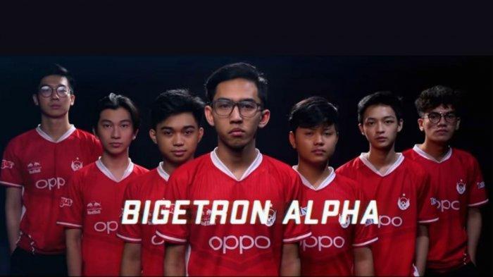 Bigetron Alpha sedang terpuruk musim ini