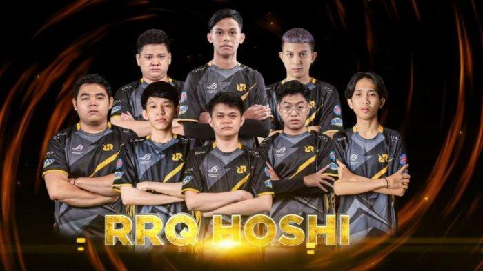MPL Season 8: Daftar Lengkap Roster RRQ Hoshi, Lemon Rehat Usai Aktif Bermain 7 Musim