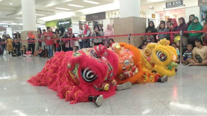Pemuda Tionghoa-Jawa Bersatu di Tarian Singa, Berharap di Tahun Baru Imlek ini Indonesia lebih Maju