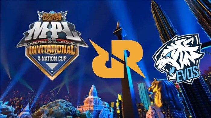 Playoff MPL Invitational 4 Nation Cup: RRQ vs Evos, Akankah El Classico Pecahkan Rekor Baru?