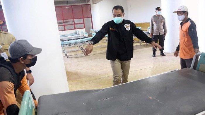 RS Darurat di GBT Butuh Nakes, Warga Surabaya Dengan Skill Medis Bisa Daftar; Akan Digaji Sesuai UMK