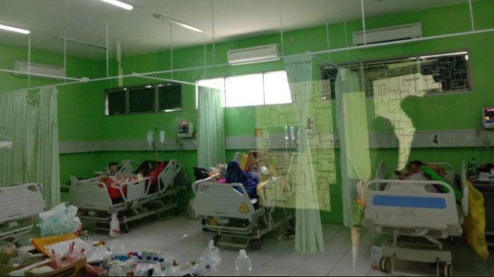 Pasien Covid-19 di Tiga RS Pamekasan Membeludak, Juga Akibat Tampung Pasien Sampang