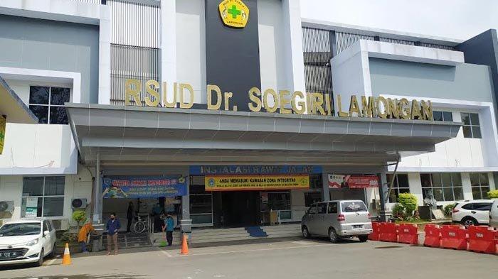 Dari 250 Nakes di RSUD dr Soegiri Lamongan, 150 Orang di Antaranya Terpapar Covid-19