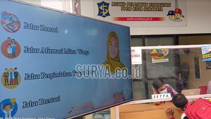 PPDB SMP Negeri Surabaya 2021, Besok Pendaftaran Jalur Prestasi Dibuka