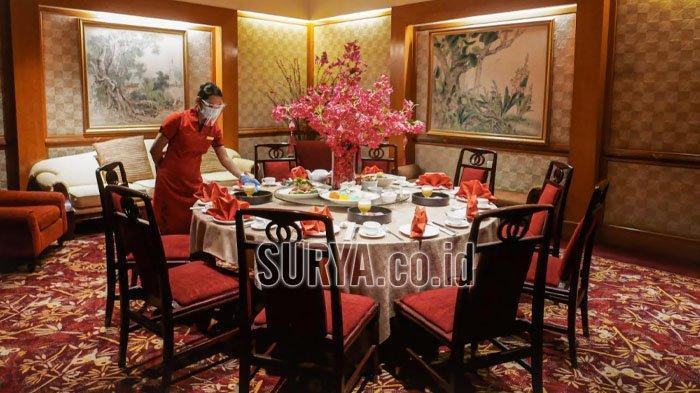 Jelang Tahun Baru Imlek, Ada Sincia at Home di Shangri-la Hotel Surabaya, Serasa Berada di Rumah