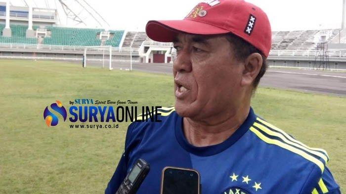 Respons Rudy Keltjes soal Arema FC Dinilai Bermain Kasar saat Uji Coba Lawan Tim PON Jatim