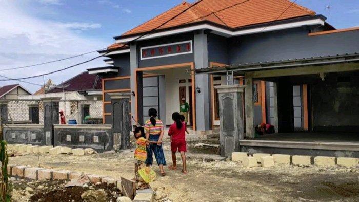 Setelah Kompensasi Cair, Rumah-Rumah Mewah Bermunculan di Lahan Terdampak Kilang Pertamina di Tuban