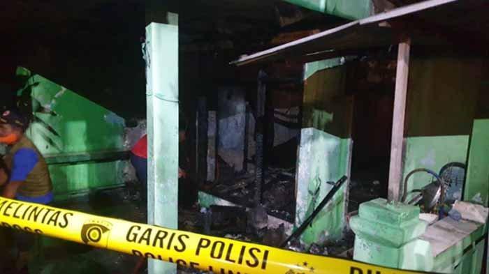 UPDATE Ledakan LPG Sebabkan Kebakaran Rumah di Kota Mojokerto, Kerugian Rp100 Juta, 2 Motor Hangus