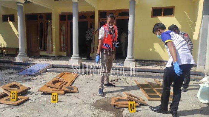 Balon Udara Meledak di Kabupaten Ponorogo, Tiga Warga Desa Ngabar Diperiksa Polisi