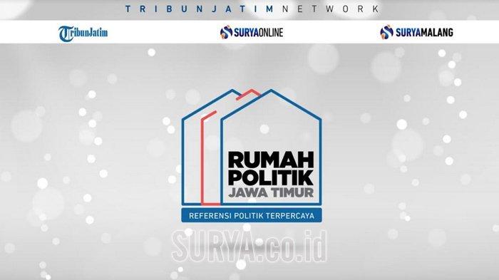 Launching Rumah Politik Tribun Jatim Network, Jadi Rujukan Berita Politik Masyarakat Jawa Timur