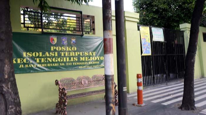 Ada Rumah Sehat, Saat Ini Warga Surabaya yang Positif Covid-19 Tidak Diperbolehkan Isoman di Rumah
