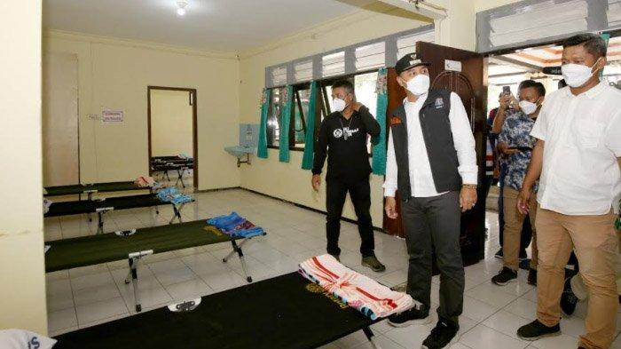 Diserbu OTG, Rumah Sehat di 154 Kelurahan di Surabaya Sudah Merawat 1.600 Orang