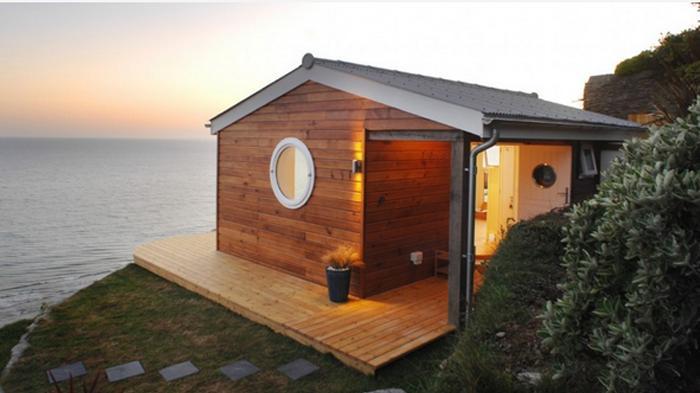 Rumah Kecil Ini Tampak Sederhana Tapi Lihat Dalamnya Seolah Anda Sedang Melihat Surga Surya
