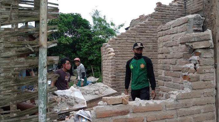 Ada di Wilayah Gempa, Warga Tulungagung Diminta Memperhatikan Kekuatan Struktur Bangunan