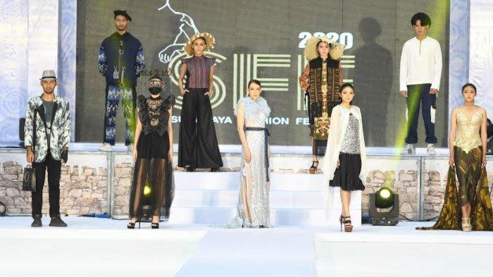 Sembilan Desainer Unjuk Karya pada SFF Hari Ketiga di Grand City Mall Surabaya