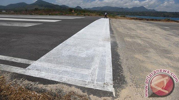 Sejak 2018 Layanan Penerbangan Bandara Harun Thohir Bawean Berhenti, Begini Keluhan DPRD Gresik