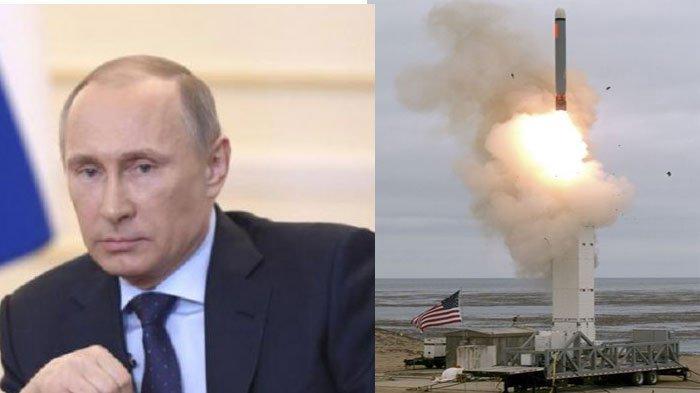 Rusia & AS Makin Memanas Setelah Keluar dari Perjanjian Nuklir, Kini Putin Perintahkan Aksi Balasan
