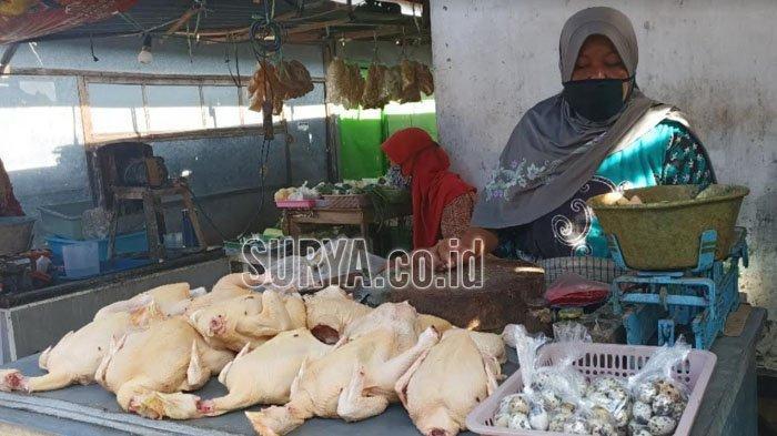 Harga Ayam Potong di Kabupaten Kediri Tembus Rp 40 Ribu Per Kilogram