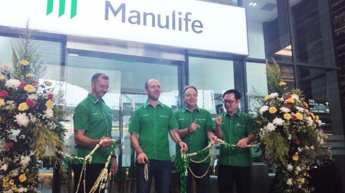Manulife Bidik Pengunjung Mal dengan Kantor Baru di Pakuwon Tower Surabaya