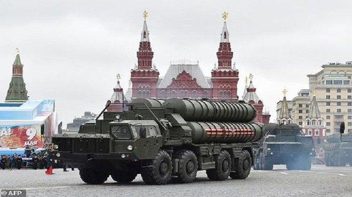 AS Ancam India & Turki Agar Tak Beli Sistem Pertahanan S-400 Rusia, Amerika Serikat Mulai Khawatir?