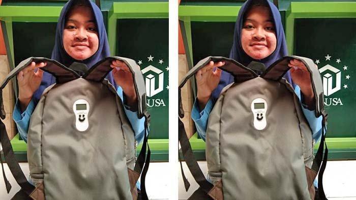 S-Bag, Tas Sekolah Ergonomis Kreasi Mahasiswa Unusa