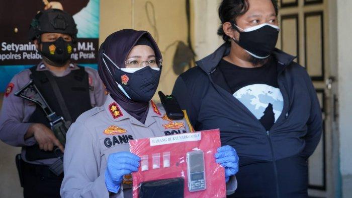 Biodata AKBP Ganis Setyaningrum Kapolres Tanjung Perak yang Dimutasi, Arema Dijuluki Bundane Bonek