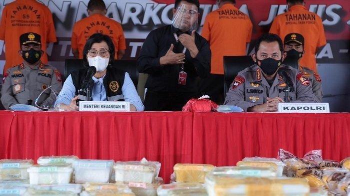 Jaringan Narkotika Internasional Masukkan 2,5 Ton Sabu ke Indonesia, Bandar Harus Dimiskinkan