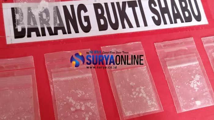 Polres Tulungagung Tangkap 5 Pengedar Narkoba Selama 3 Hari Operasi