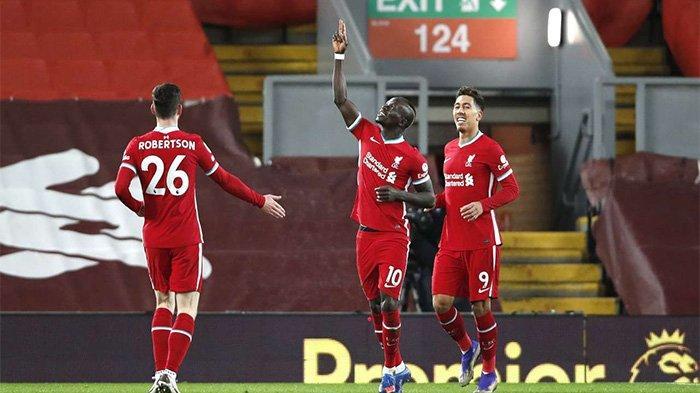 Hasil dan Klasemen Liga Inggris: Leeds Menang, Liverpool & Spurs Imbang, The Reds di Posisi Puncak