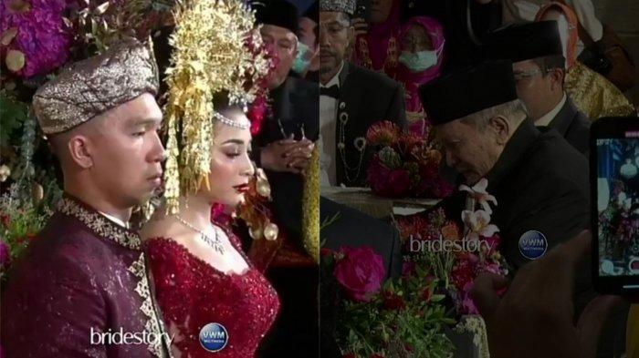 Sah! Nikita Willy Jadi Istri Indra Priawan, Wali Nikah Menangis dan Terbata-bata Suasana Penuh Haru