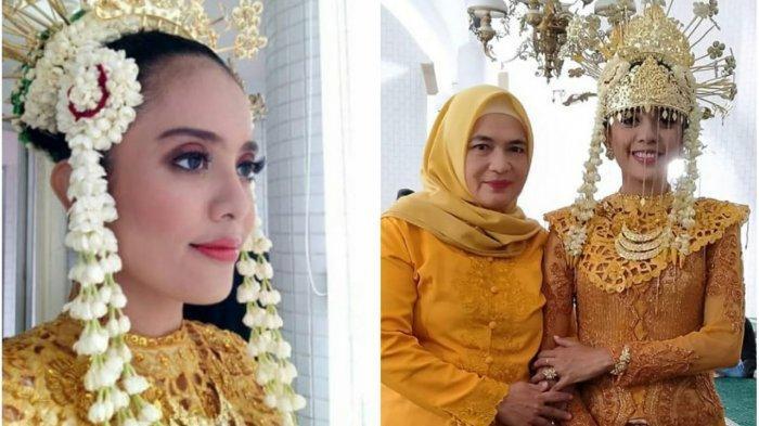 Sah! Uun & Bang Udin Tukang Ojek Pengkolan Akhirnya Menikah, Foto-foto Resepsinya Meriah Banget