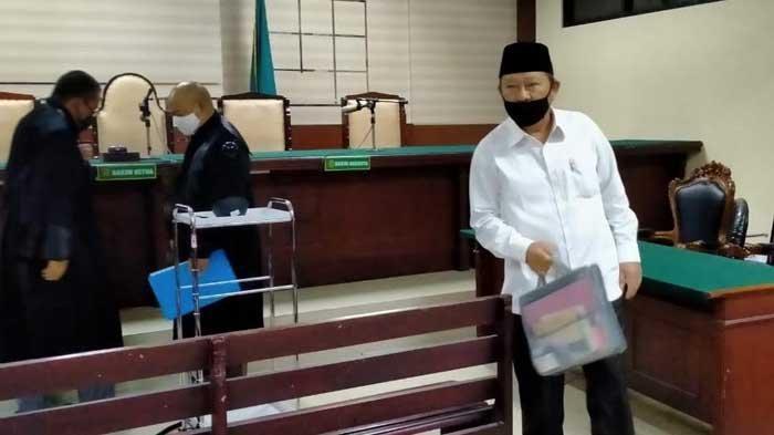 BREAKING NEWS - Saiful Ilah Divonis 3 Tahun Kurungan Penjara, Bandingkan dengan Vonis Anak Buahnya