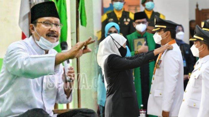 Biodata Gus Ipul, Mantan Wagub Jatim yang Jadi Wali Kota Pasuruan, Khofifah Akui Kalah Lencananya
