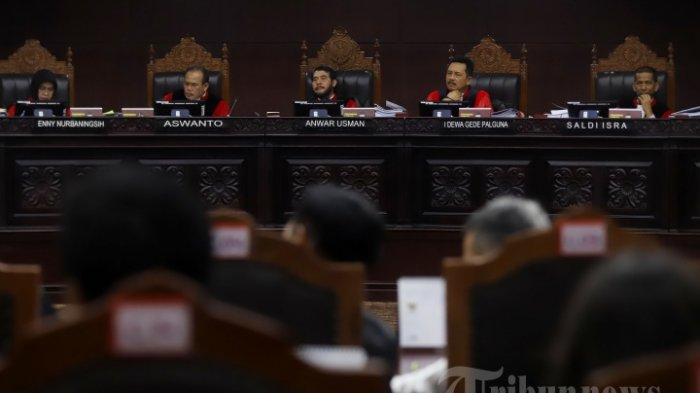 MK Bacakan Putusan Sengketa 27 Juni Pukul 12.30 WIB, Pengamat Sebut Peluang Prabowo Menang Kecil