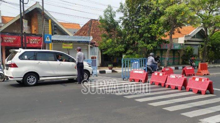 Ada Kapolri dan Panglima TNI ke Kabupaten Lamongan, Arus Lalu Lintas Dialihkan Sementara