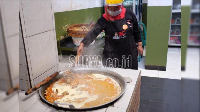 Mudik Lebaran Dilarang, Pengusaha Kuliner di Kabupaten Trenggalek Pesimistis Omzet Bisa Naik
