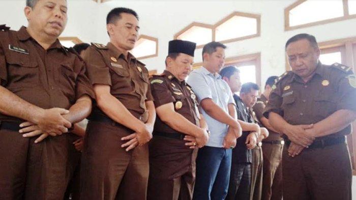 Sejumlah Jaksa Jadi Korban Lion Air JT 610, Kejari Jombang Gelar Salat Gaib