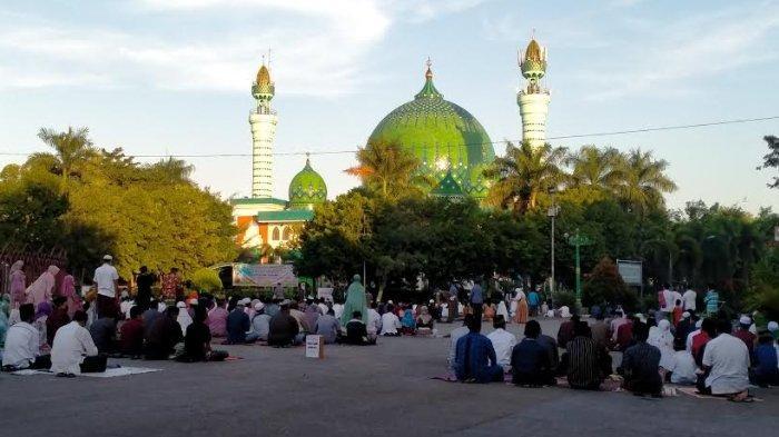 Besok Masjid Agung Asy-Syuhada Pamekasan Tetap Gelar Salat Idul Fitri