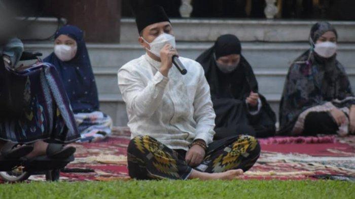 Wali Kota Surabaya Cak Eri Cahyadi Ajak Warga Terus Disiplin Protokol Kesehatan
