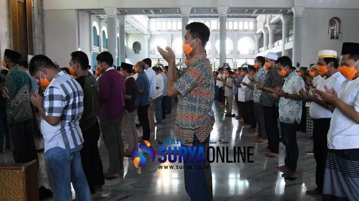 PBNU Keluarkan Protokol untuk Jemaah Shalat Jumat Saat New Normal, Ada 3 Poin Penting